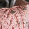 Poduszka z warkoczem – niezbędnik na jesień